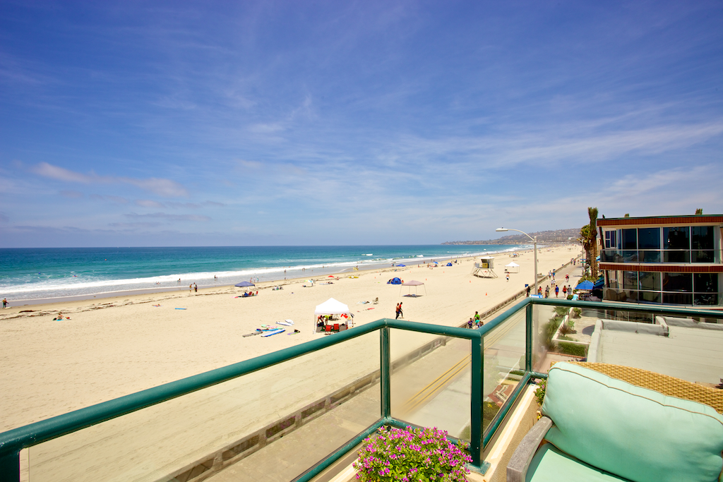 3661 Ocean Front Walk Mission Beach Vacation Rental