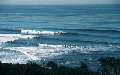 Sunset Cliffs Surf